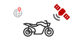 Monitoramento de Motos